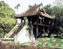 """Vì sao chùa Một Cột từng được bình chọn """"độc đáo nhất châu Á""""?"""