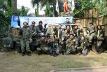 "Team Building ""Paintball Shooting"""