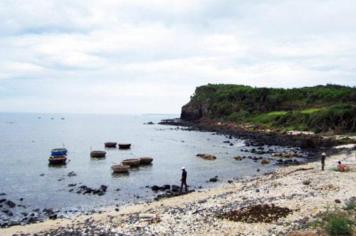 Biển Gành Yến - Vẻ đẹp còn hoang sơ